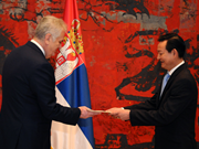 Serbian President to prioritise cooperation with Vietnam