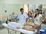 Vietnam has nearly 6,000 people with hemophilia