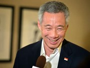 Singaporean PM paying official visit to Middle East