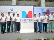 Singapore Maritime Week 2016 kicks off