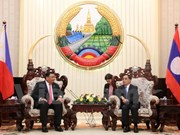 Laos, Philippines strengthen cooperation