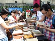 Third Vietnam Book Day opens in Hanoi