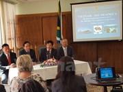 Vietnam, South Africa eye closer ties in maritime transport
