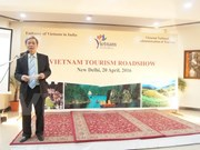 Vietnamese Embassy promotes tourism in India