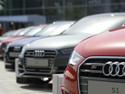 Audi to unveil latest models in Hanoi in June