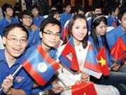 Vietnamese, Lao youths enhance links