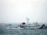 11th Vietnam-China fishery patrol in Gulf of Tokin ends