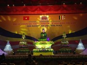 Ninh Binh holds ceremony to worship massive jade Buddha