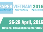 Int'l paper exhibition kicks off in Hanoi