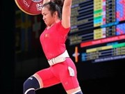 Female weightlifters expect to receive Olympic ticket