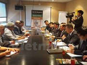 Vietnam, South Africa boost communication cooperation