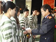 Hanoi grants amnesty to 100 prisoners