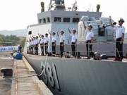 Vietnam deploys corvette to ADMM-Plus exercise