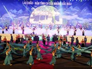 Over 10,000 visitors attend Lai Chau Culture-Tourism week