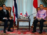 Thailand, Japan hope to improve people's well-being