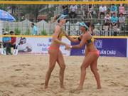 Australia wins Tuan Chau Women's Beach Volleyball tourney