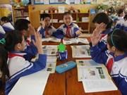 HCM City primary schools to use Escuela Nueva