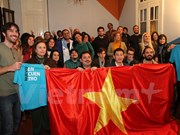 National Reunification Day observed in Argentina, Angola