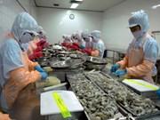 Ca Mau: Aquatic export records promising start in 2016