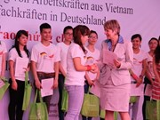 Germany to train more Vietnamese orderlies