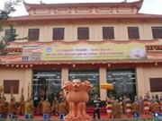 HCM City's Buddhist Academy opens