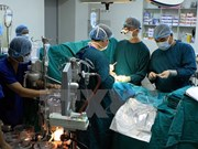 HCM City hospital performs 100 heart surgeries