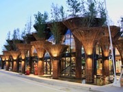 Vietnamese architect wins 'green' design awards
