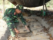 Hai Phong: bombs found in residential area