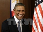 US President to pay official visit to Vietnam from May 22-25