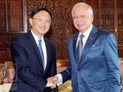 Malaysia, China agree to boost cooperation