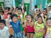 Binh Thuan achieves preschool education universalisation
