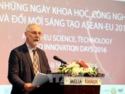 Vietnam-EU sci-tech cooperation outlook auspicious, says EU official