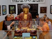 Buddhist art exhibitions open in HCM City
