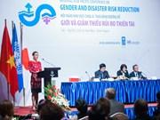 Women key to dealing with disaster risks: UN Women official