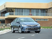 Toyota recalls Camry 2.0E models for software updates