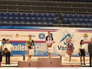 Gymnast Thanh bags silver medals in Bulgarian Cup