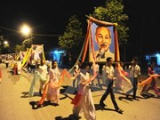 Festival to celebrate President Ho Chi Minh