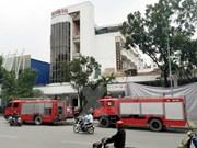 RoK to send fire engines to Vietnam