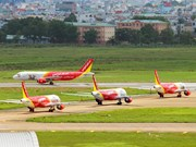 Vietjet launches three domestic routes from Hai Phong