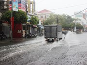 Dong Nai enjoys first widespread rain since last November