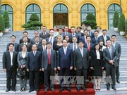 President vows optimal conditions for Brunei investors