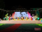 Nghe An: Festival honours President Ho Chi Minh