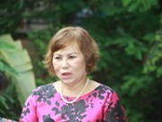 Sweden honours Vietnamese midwife