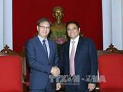 Lao ambassador vows to bring Vietnam-Laos ties to new height