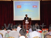 Vietnam-Cambodia economic partnership can grow more strongly: diplomat