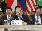 PM addresses ASEAN-Russia commemorative summit