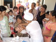 Ninh Thuan improves nutrition among children, mothers