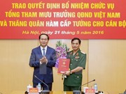 New Chief of Vietnam People's Army General Staff appointed