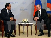 Thailand to trade rice, rubber for Russian helicopters