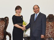 Prime Minister welcomes Italian Ambassador